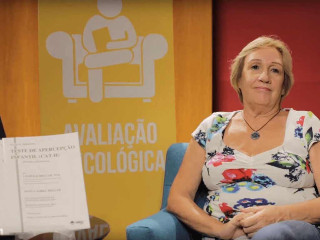 Teste CAT-H Dra Maria Ceclília