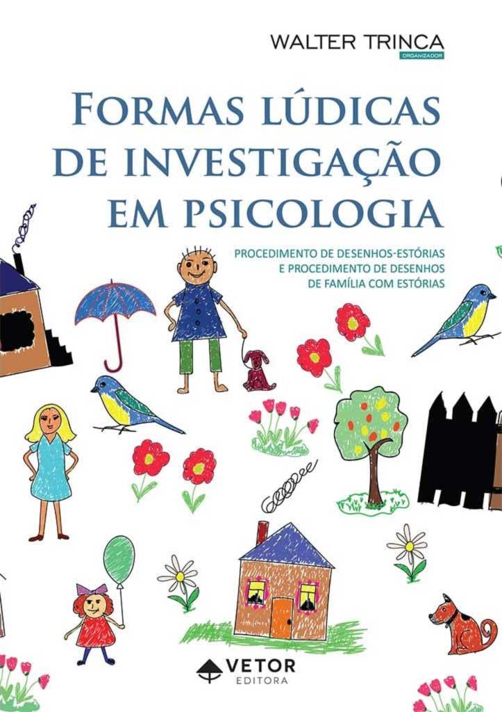 Livro formas lúdicas de investigação em psicologia