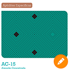 AC-15 - ATENÇÃO CONCENTRADA