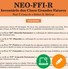 NEO-FFI-R - INVENTÁRIO DOS CINCO GRANDES FATORES