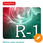 R-1 - TESTE NÃO VERBAL DE INTELIGÊNCIA