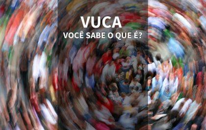 Liderar em tempos de incertezas - VUCA