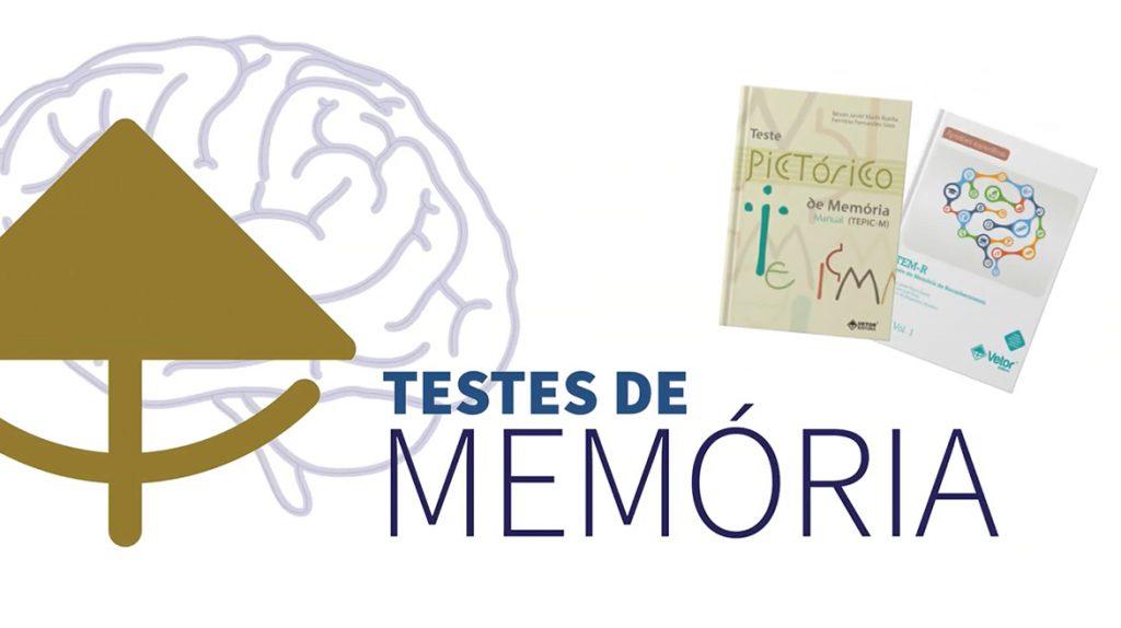 Testes de memória - TEPIC-M e TEM-R - Vídeo