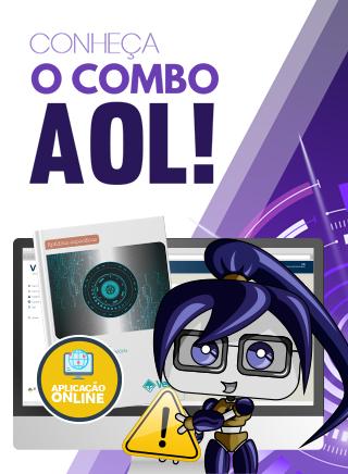 Combo AOL - Atenção Alternada, Concentrada e Dividida