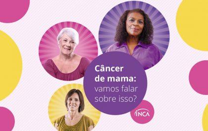 E-book Câncer de mama: vamos falar sobre?